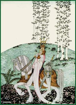 Picture by Kay Nielsen